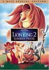 The Lion King 2 Simbas Pride Special Edition Disney DVD Version 2 Disc Set NEW