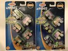 Thomas and Friends Minis Glow in the Dark Trains New In Package, 2 Pk Set