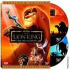 The Lion King DVD 2 Disc Platinum Set 2003 New w Slipcover FREE Shipping