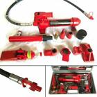 4 Ton Porta Power Hydraulic Jack Car Shop Autobody Frame Manual Repair Tool Kits