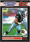Howie Long Starting Lineup One On One Card PSA Ready 1989 Mint SLU Kenner Raider