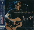 Bryan Adams CD album (CDLP) MTV Unplugged Japanese promo POCM-1228 A