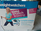 Weight Watchers 10 Minute Time Crunch Training Kit Complete Resistance Cord DVD