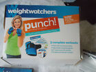 Weight Watchers Punch With Weighted Gloves Training Kit Complete DVD