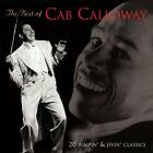 Cab Calloway - The Best Of Cab Calloway - Cab Calloway CD 4WVG The Fast Free
