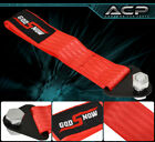 God Snow Auto Car Truck Suv Safety Hauling Tow Rope Front Rear Red Civic Accord