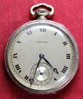1914 E Howard Series 6 12s 19j Pocket Watch w OF Gold Filled Case Running