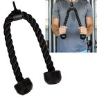 SPRI Tricep Rope Pull Down Press Cable Attachment Home Gym Exercise Equipment