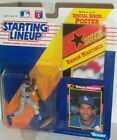 1992 STARTING LINEUP-RAMON MARTINEZ  FIGURE W/ CARD & POSTER