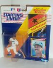 1992 STARTING LINEUP-JUAN GONZALEZ FIGURE W/ CARD & POSTER