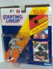 1992 FRANK THOMAS STARTING LINEUP  FIGURE W/ CARD & POSTER