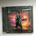 JIM PETERIK & WORLD STAGE - Winds Of Change. CD disc (NEW disc)