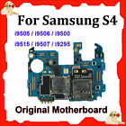 Original Unlocked Mainboard Motherboard Logic Board For Samsung Galaxy S4 Plate