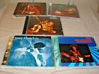 JIMI HENDRIX, 5 LIVE CDS, WOODSTOCK, MONTEREY, WINTERLAND, WILD BLUE ANGEL, MORE
