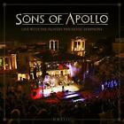 Sons Of Apollo - Live With The Plovdiv Psychotic Symphony (NEW 3CD+DVD+BLU-RAY)
