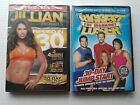 Lot of 2 Workout DVDs Jillian Michaels Ripped in 30 and The Biggest Loser