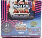 2018 19 TOPPS UEFA CHAMPIONS LEAGUE MATCH ATTAX SOCCER HOBBY BOX