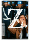 Z Criterion Collection New DVD Special Ed Subtitled Widescreen
