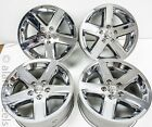 Dodge Ram Factory OEM Chrome Clad 20 Wheels Rims 2002 2018 2364  1783