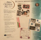 CREATIVE MEMORIES 12x12 White Scrapbook Pages Refill RCM 12S 2 sets 30 Sheets