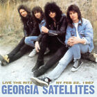 The Georgia Satellites - Live At The Ritz NY Feb. 22, 1987 (CD)
