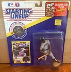 1991 Cecil Fielder Detroit Tigers Starting Lineup in pkg w/ Baseball Card