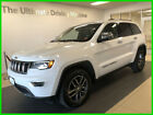2017 Jeep Grand Cherokee Limited 2017 Limited Used 3.6L V6 24V Automatic 4WD SUV