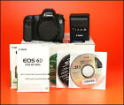 Canon EOS 6D DSLR Camera, Sold With Battery,Charger, Manual & Box