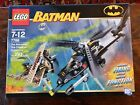 Lego Batman Batcopter The Chase For Scarecrow 7786 Brand New Sealed