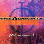 The Almighty Wild And Wonderful CD NEW SEALED Free 'N' Easy/Devil's Toy/Power+