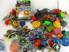 Big Lot Of Beyblade Metal Spinners Plastic Launchers  Parts