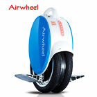NEW Airwheel Q5 Electric Unicycle Scooter Twin Wheel Blue Color