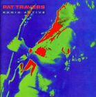 Pat Travers - Radio Active - Pat Travers CD KAVG The Fast Free Shipping