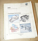 BMW ST501 New Engine Technology Technical Training Workbook Manual