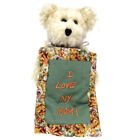 Boyds Bears Plush CARRIE N LOTSALOVE Fabric Mothers Day Mom Bear 82518