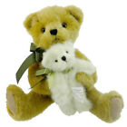 Boyds Bears Plush CANDIE W/ BABY ASHTON Heirloom Mothers Day Teddy Bear 500061