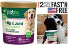Pet Natural Care Hip and Joint Health Soft Chews for Dogs 90 Count glucosamine