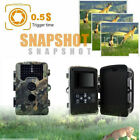 1080P HD 130° Wide Angle Lens Trail Wildlife Hunting Camera with IP66 Waterproof