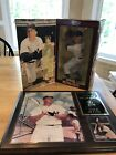 MICKEY MANTLE collection 1997 Starting Lineup COOPERSTOWN,Mick plaque,HOF Yankee