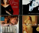 Celine Dion: Limited Edition Love Songs Collection & TITANIC ~ (2 CD Lot)