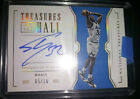 Shaquille O'Neal 2018-19 National Treasures of the Hall Gold #5 10 On-Card Auto