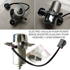 UP28 Electric Vacuum Pump Power Brake Booster Auxiliary Pump Assembly Audi New