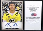 2018 Leaf Metal US Army All-American Bowl Football Cards - Trevor Lawrence Autographs 29