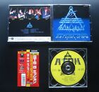 STS 8 MISSION The Mystery Of Time 90 JAPAN CD OBI TECP-25491 MELODIC POWER METAL