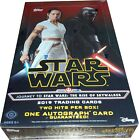 Topps 2019 Star Wars Journey to Rise of Skywalker Factory Sealed Hobby Card Box