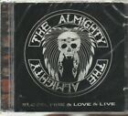 Blood, Fire and Love / Live (2 CD Set) by Almighty