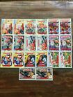 2019 TOPPS GARBAGE PAIL KIDS x NYC TAKEOVER COMPLETE A&B 20 Card BASE Set GPK