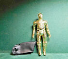 Vintage 1982 Star Wars C 3PO Removable Limbs Figure Complete NM Hong Kong