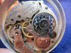 16s South Bend OF pocket watch movement ticking