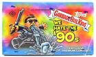 GARBAGE PAIL KIDS SERIES 1 WE HATE THE 90'S COLLECTOR EDITION BOX (TOPPS 2019)
